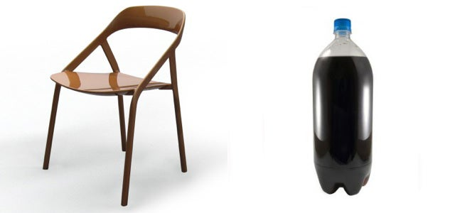 This Carbon Fibre Chair Is Lighter Than a Two-Liter Bottle Of Soda
