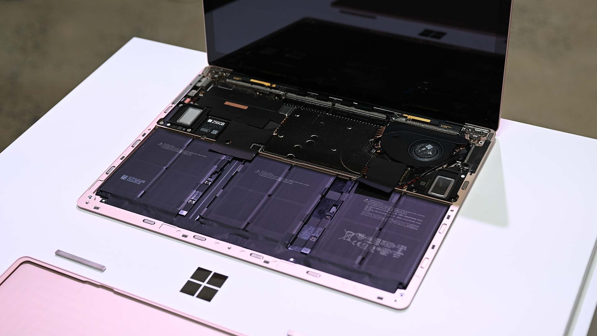 Microsoft Will Still Make It Hard For You To Repair Its New Repairable Surface Laptop