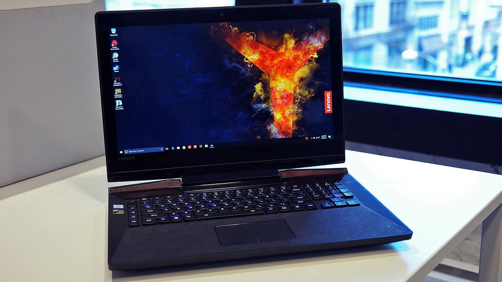 Lenovo S Legion Y920 Gaming Laptop The Gizmodo Review