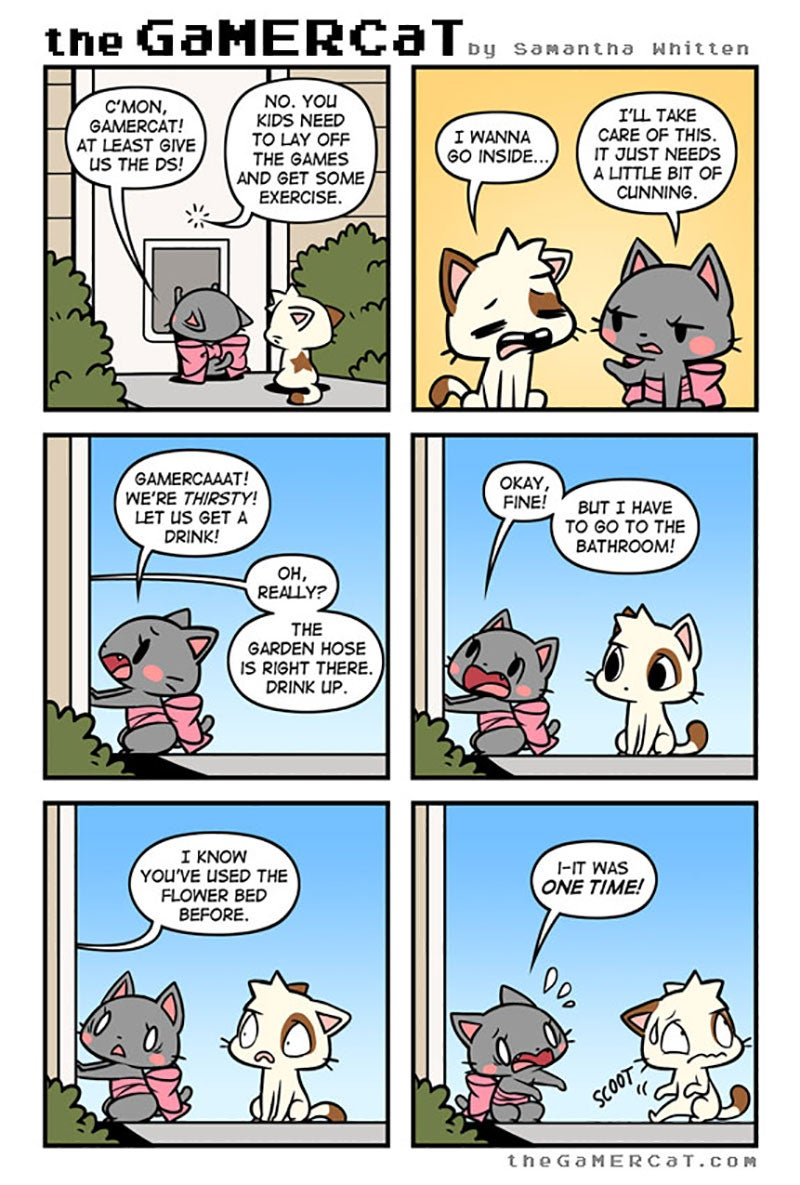 Sunday Comics: Still Unsquished