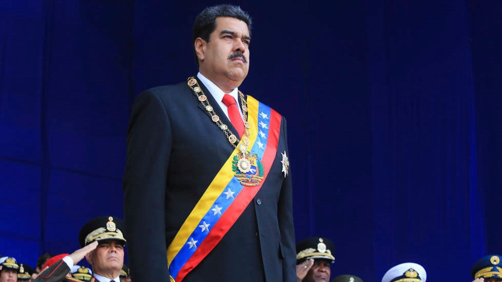 Officials Allege Attempted Drone Assassination On Venezuelan President