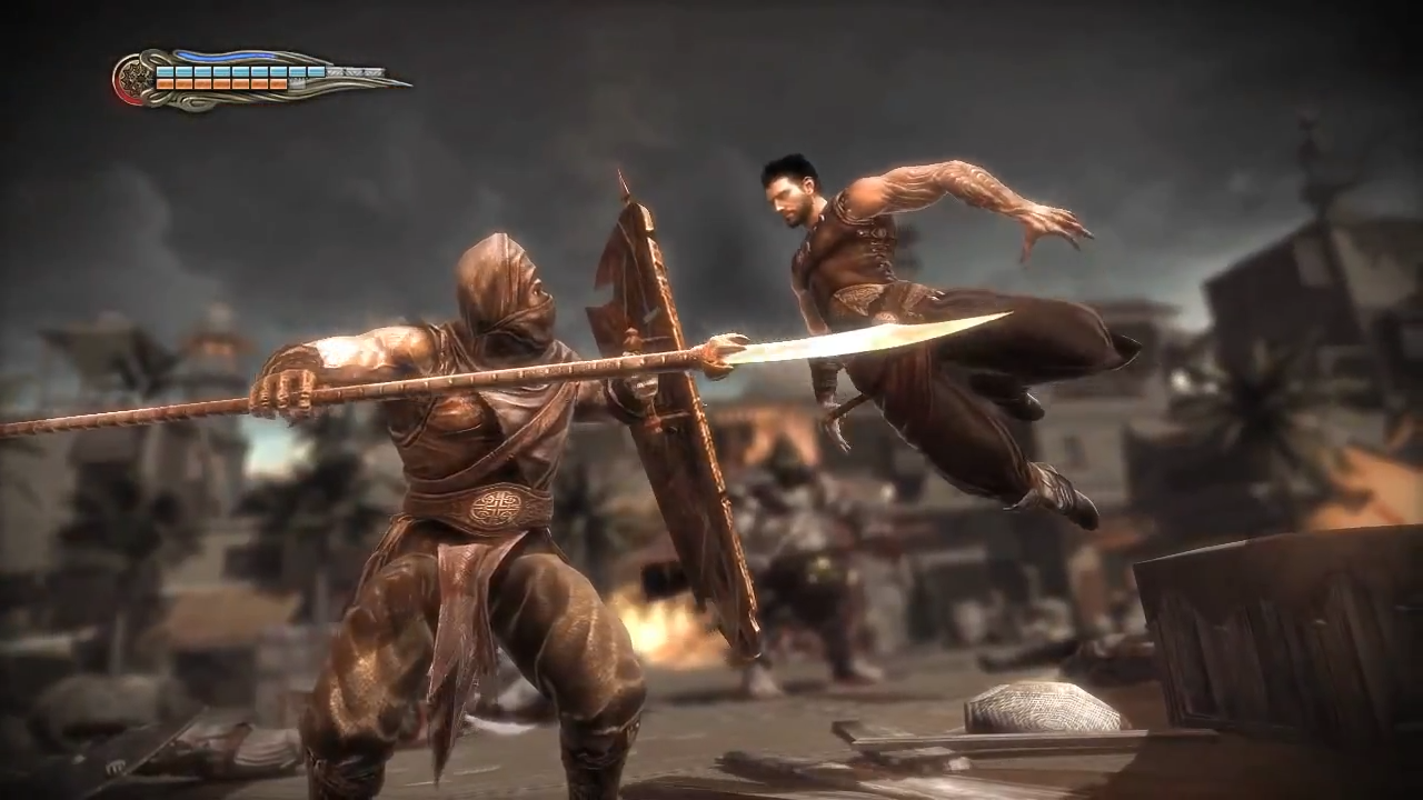 That Prince Of Persia Redemption Footage Came From A Real, Cancelled Game
