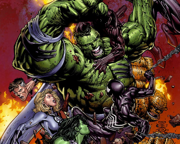 6 Hulk Stories That Deserve a Movie More Than Planet Hulk