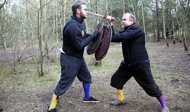 Citizen Scientist Larpers Recreate Bronze Age Sword-Fighting Techniques To Uncover Ancient Combat Secrets