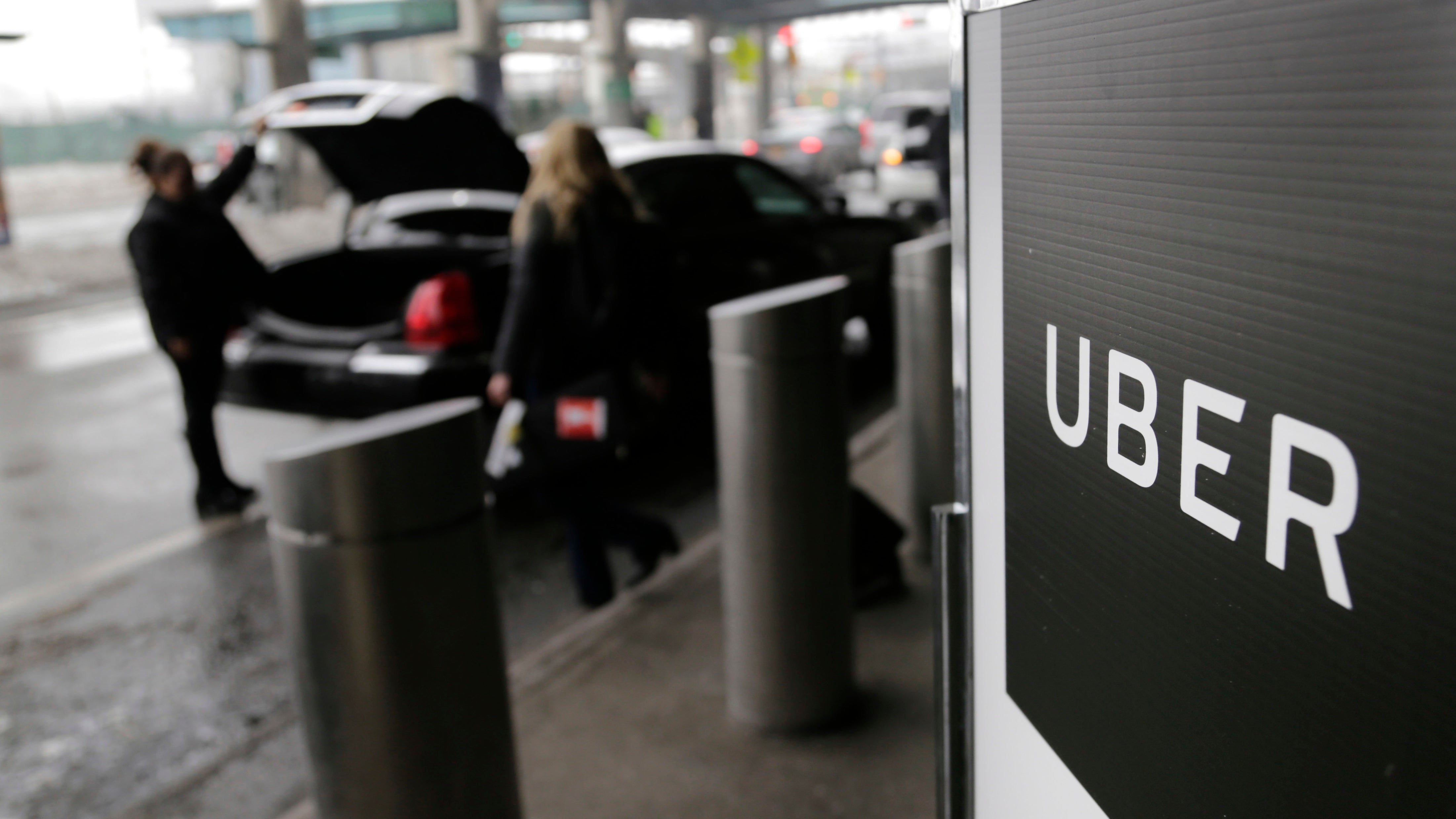 Lawsuit: Over 99% Of Uber's NYC Cars Inaccessible To People With Disabilities