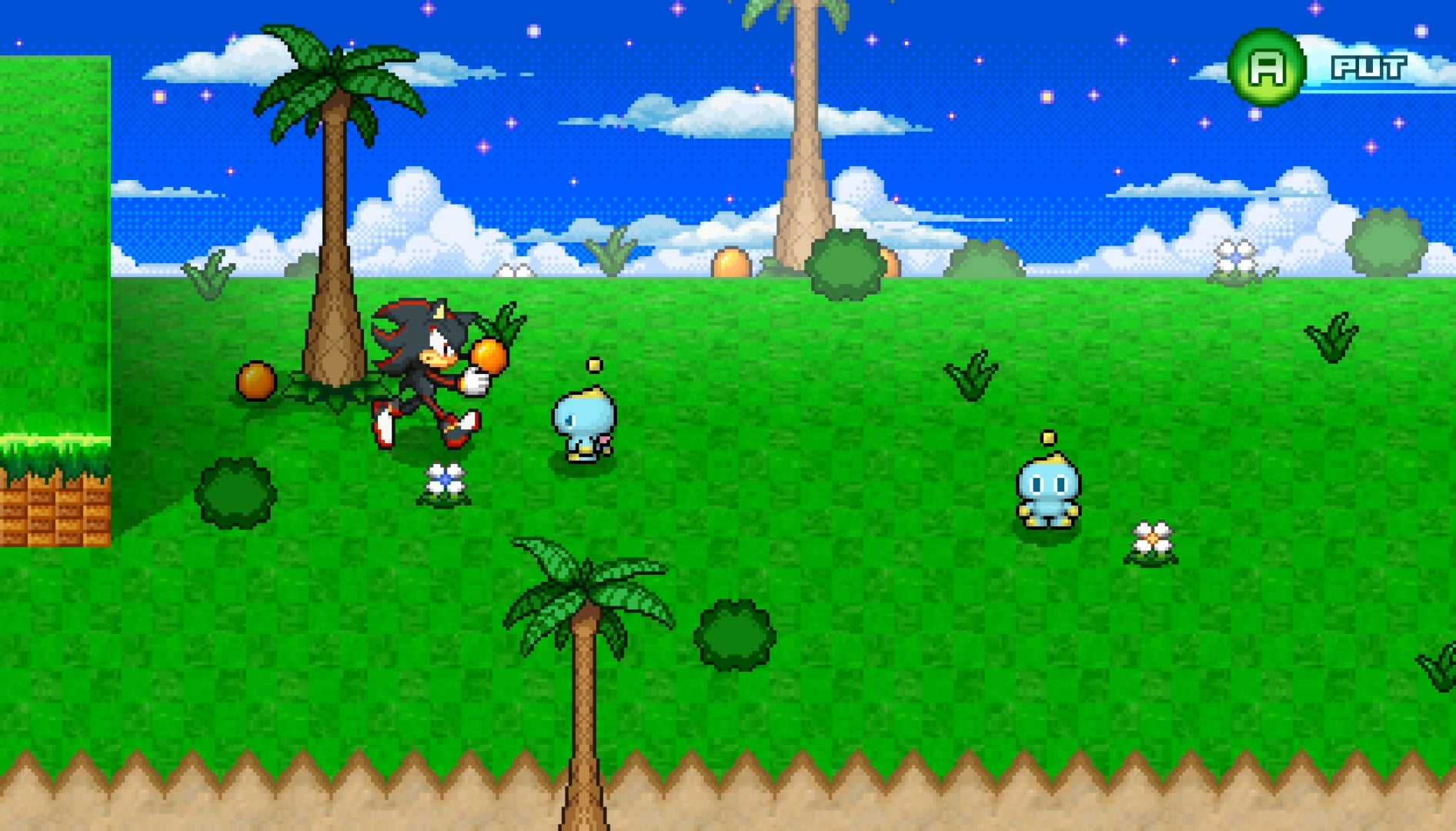 New Sonic Fan Game Is All About Raising Chao