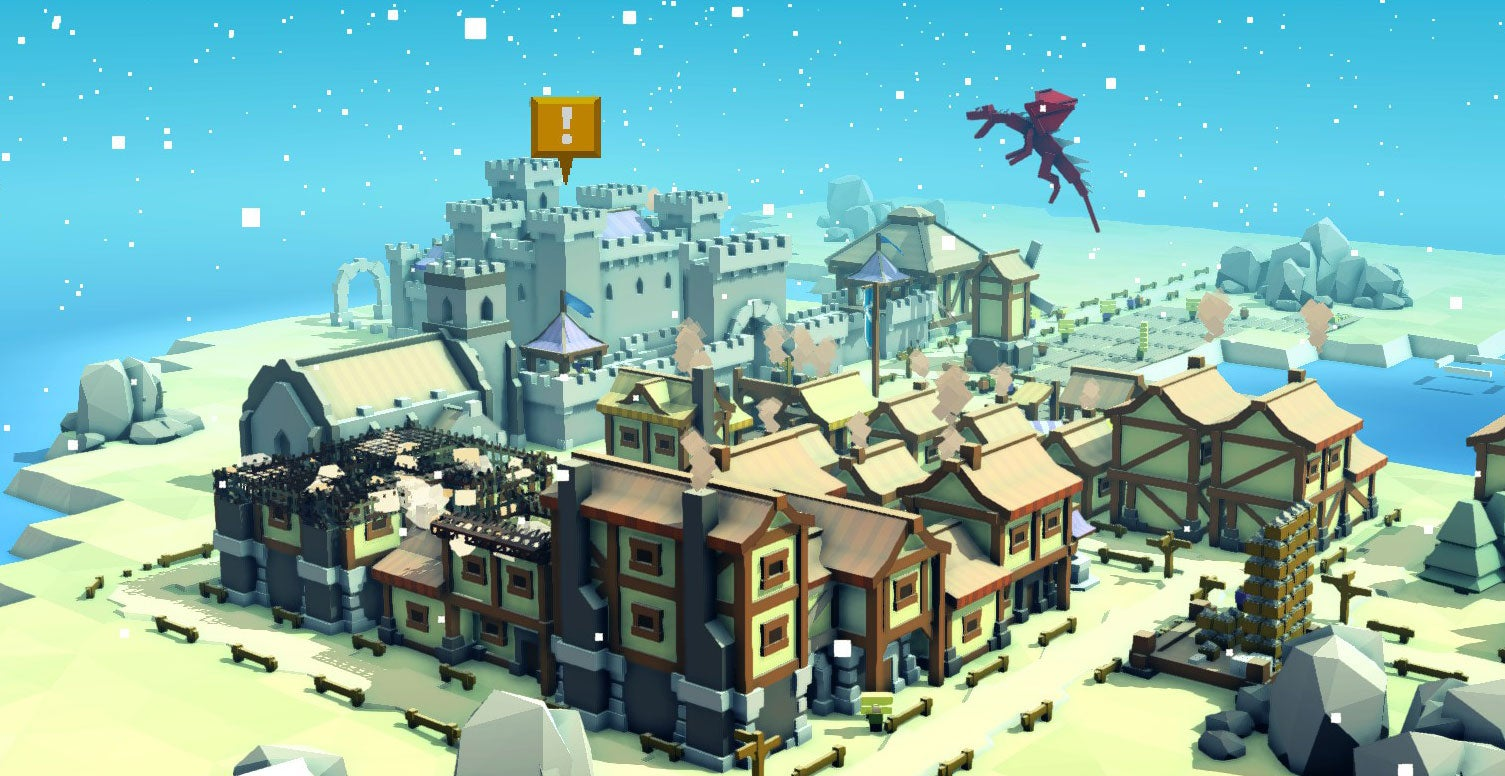 Castle Spiele