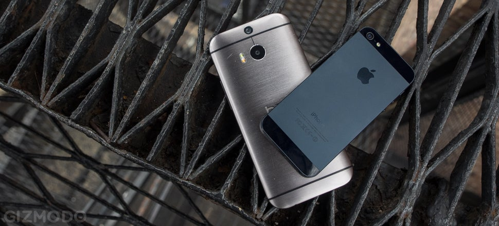 I Ditched My iPhone and Spent the Summer With Android