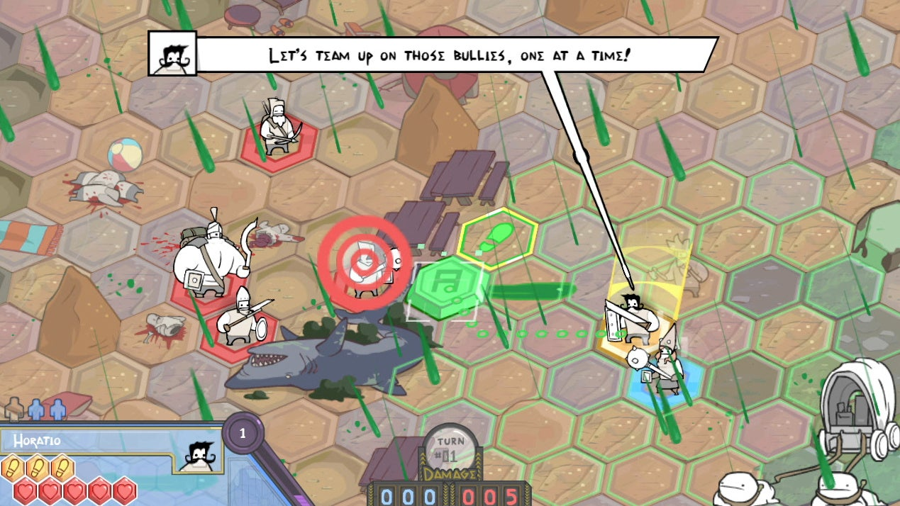 A Quirky Take on Turn-Based Strategy