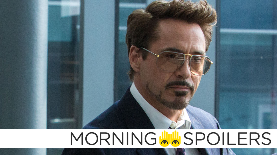 Why A Single Infinity WarSet Picture Has Everyone Pondering Tony Stark's Future