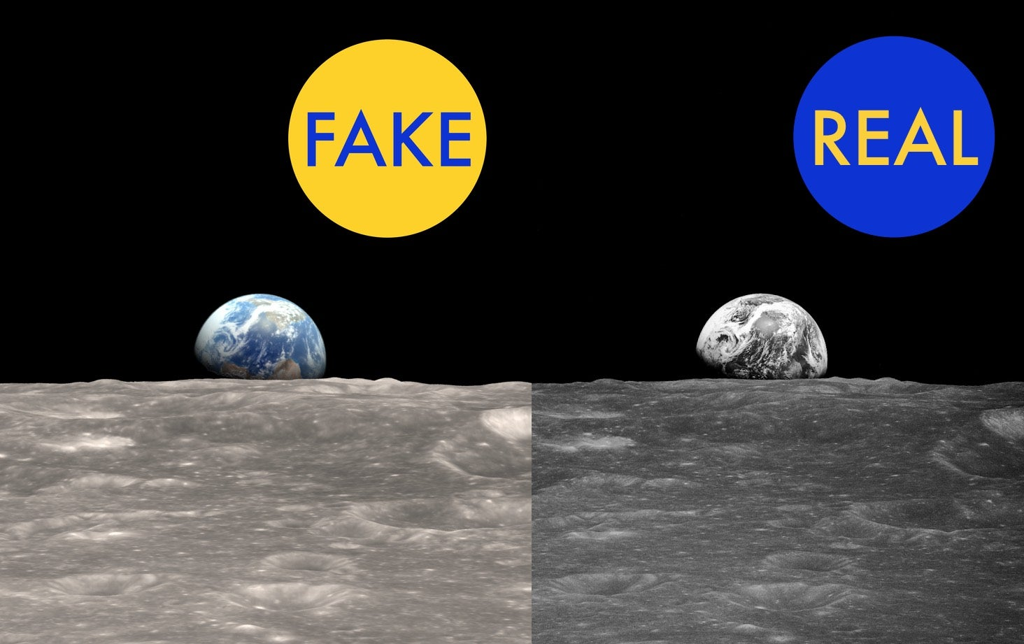 10 More Viral Photos That Are Actually Fake | Gizmodo ...