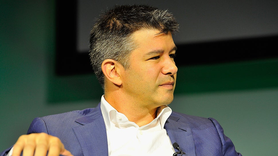 Report: Uber CEO's Group Trip To Escort Bar Made Female Employee 'Feel Horrible'
