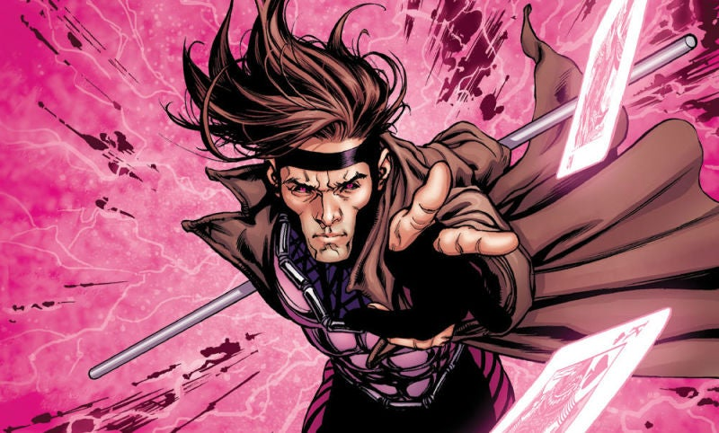 Gambit Is Still In The Works Apparently, To Start Filming in 2017