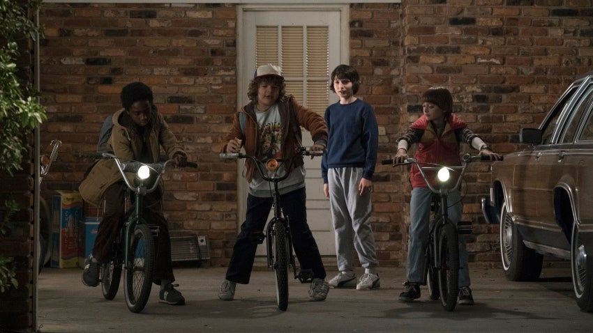 Stranger Things Goes Full Randy Newman With 80s Sitcom Intro