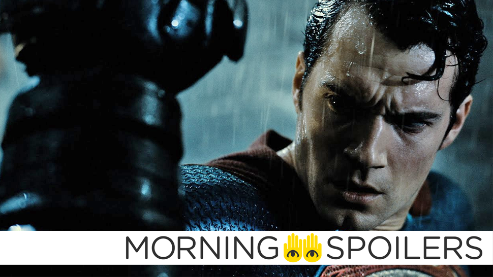 Don't Get Too Excited About That New Man Of Steel 2Rumour