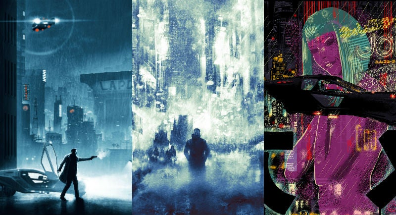 These Awesome Blade Runner 2049 Posters Will Be Free At New York Comic Con