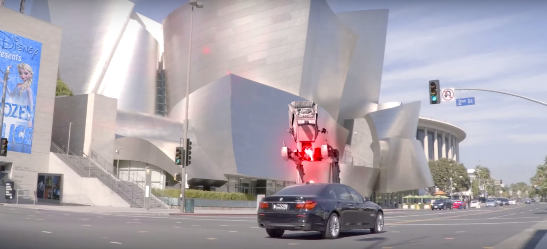 Here's What An Imperial Invasion Of LA Would Look Like
