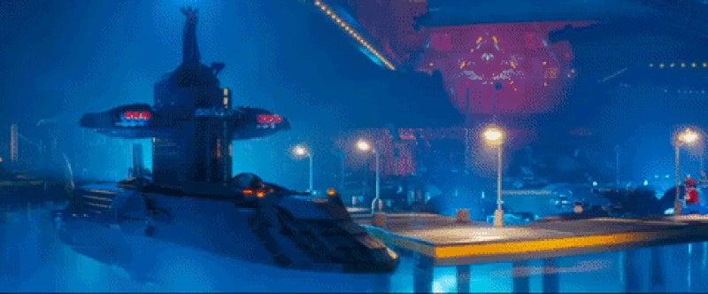 The LEGO Batman Movie Has So Many Hilarious Bat-Vehicles ...