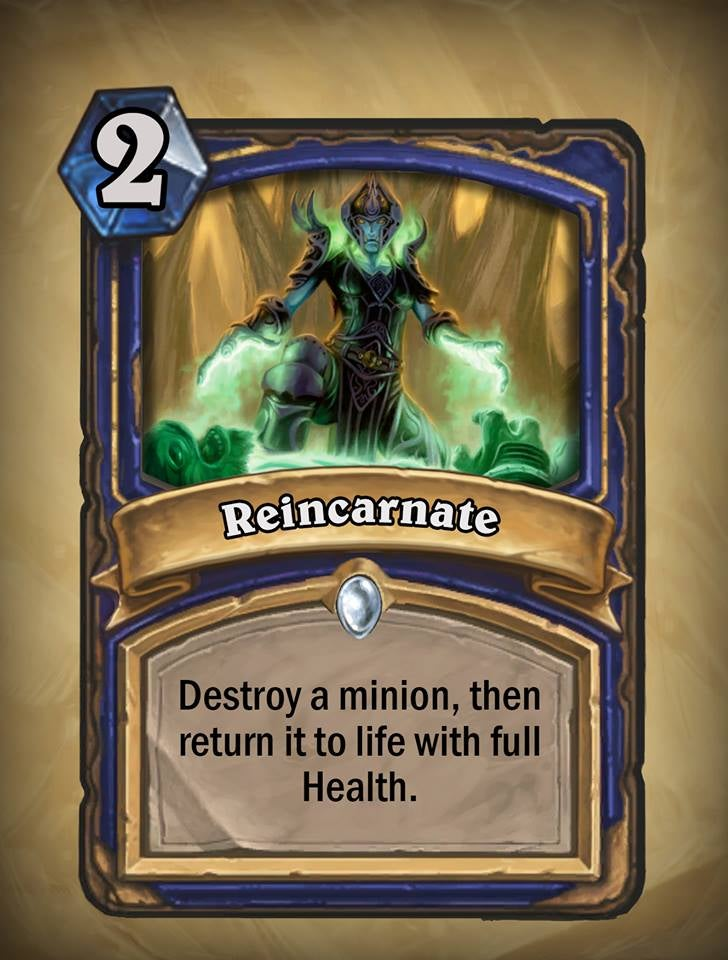 Hearthstone's New Expansion Has Some Insane Cards