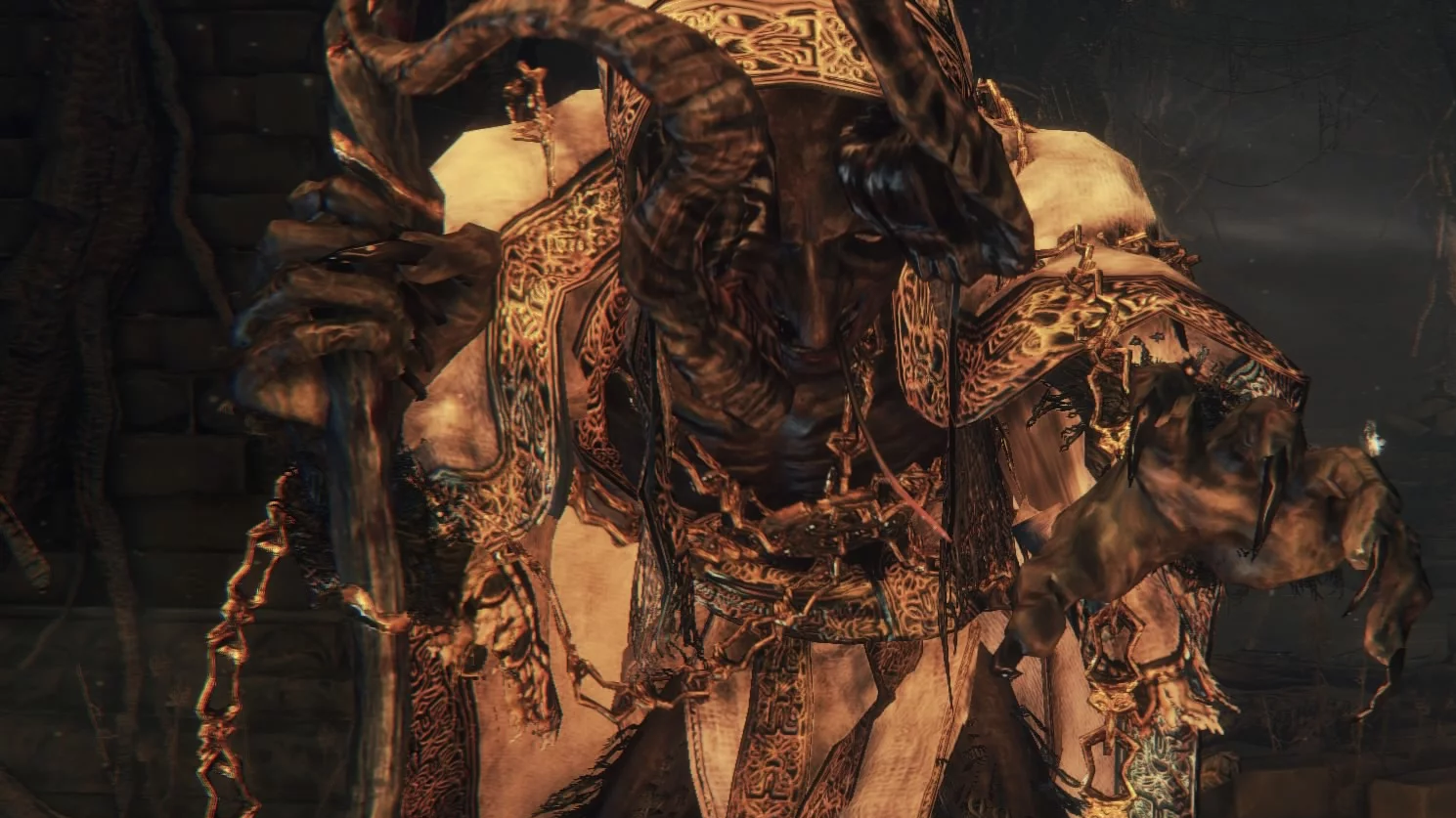 Bloodborne Modders Restore Cut Boss Version Of Fiery Mage