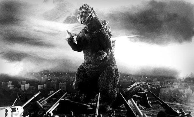 The New Godzilla Has...A Tiny Little Head