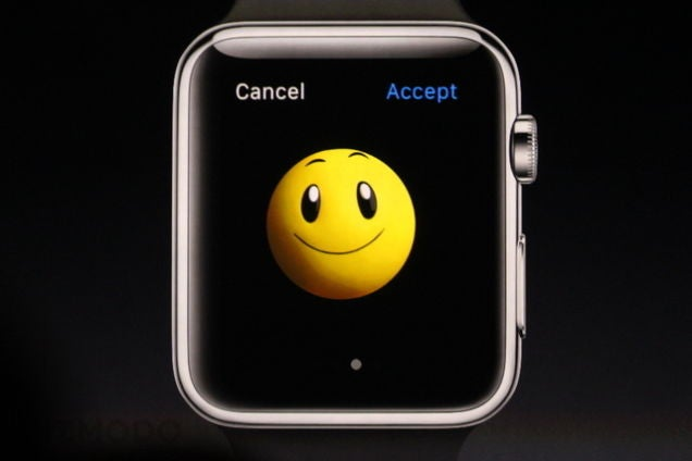 Apple Watch Comes With Its Own Terrifying, Animated Emoji