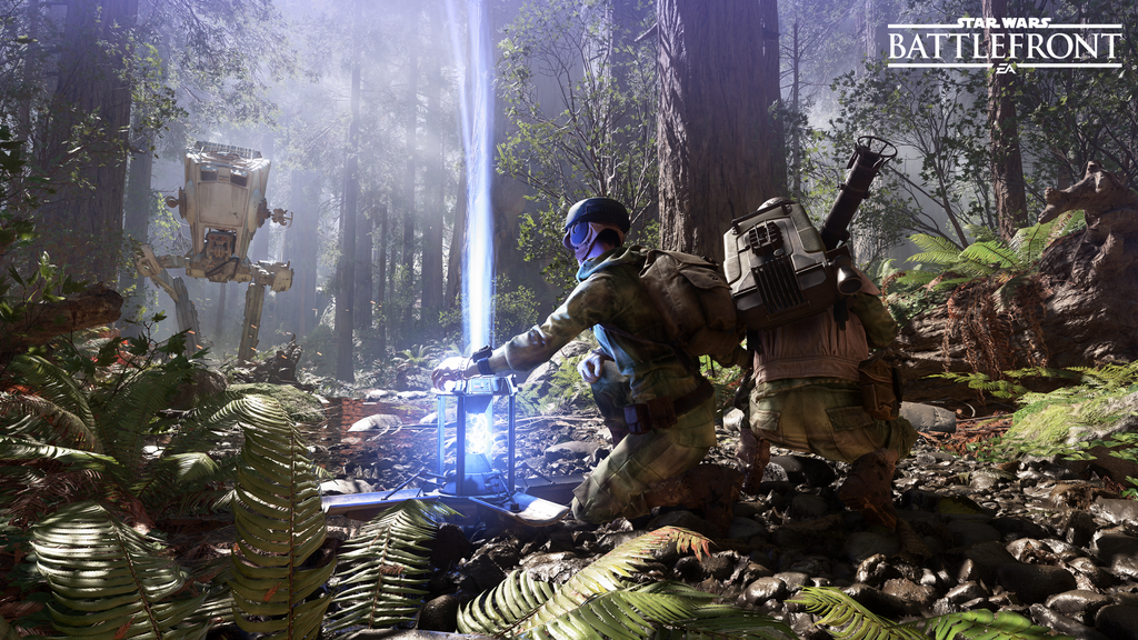 Star Wars Battlefront Looks Cool, But I'm Not Ready To Get Excited