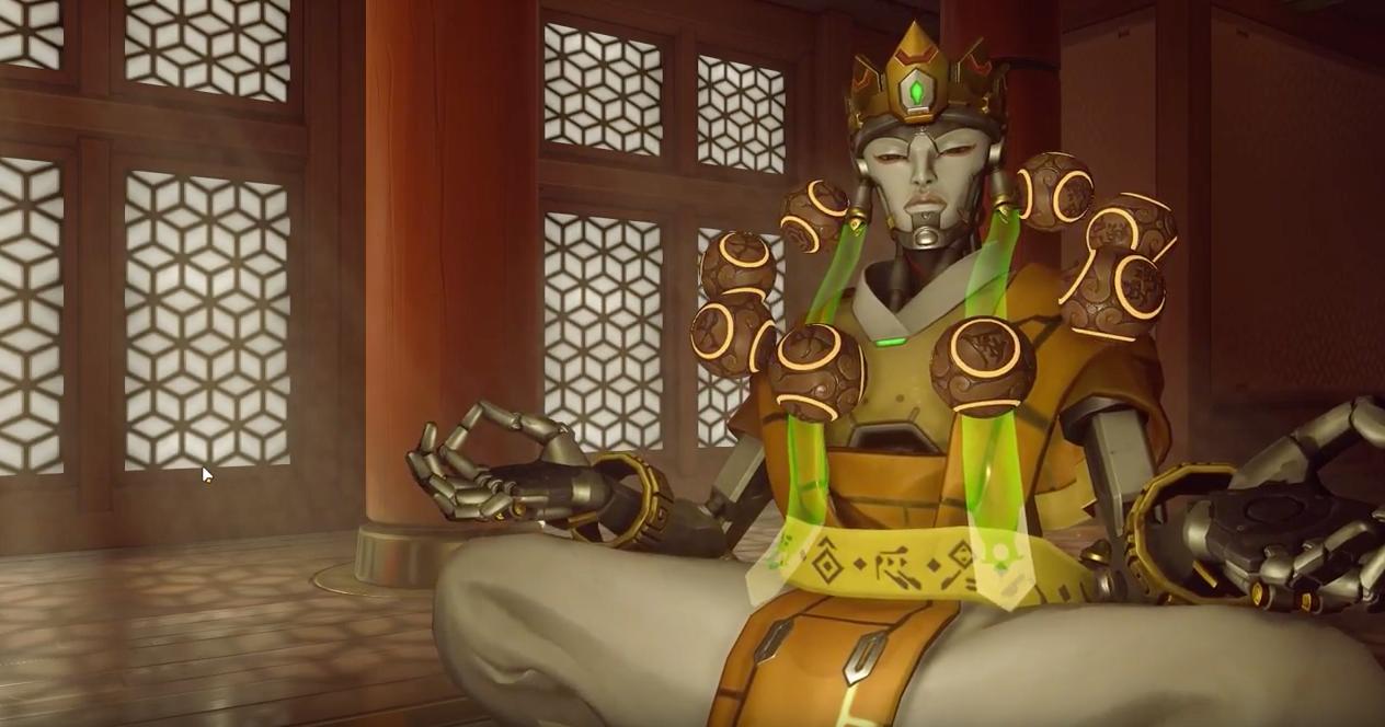 The Latest Overwatch Thing Is 'Hot Zenyatta'