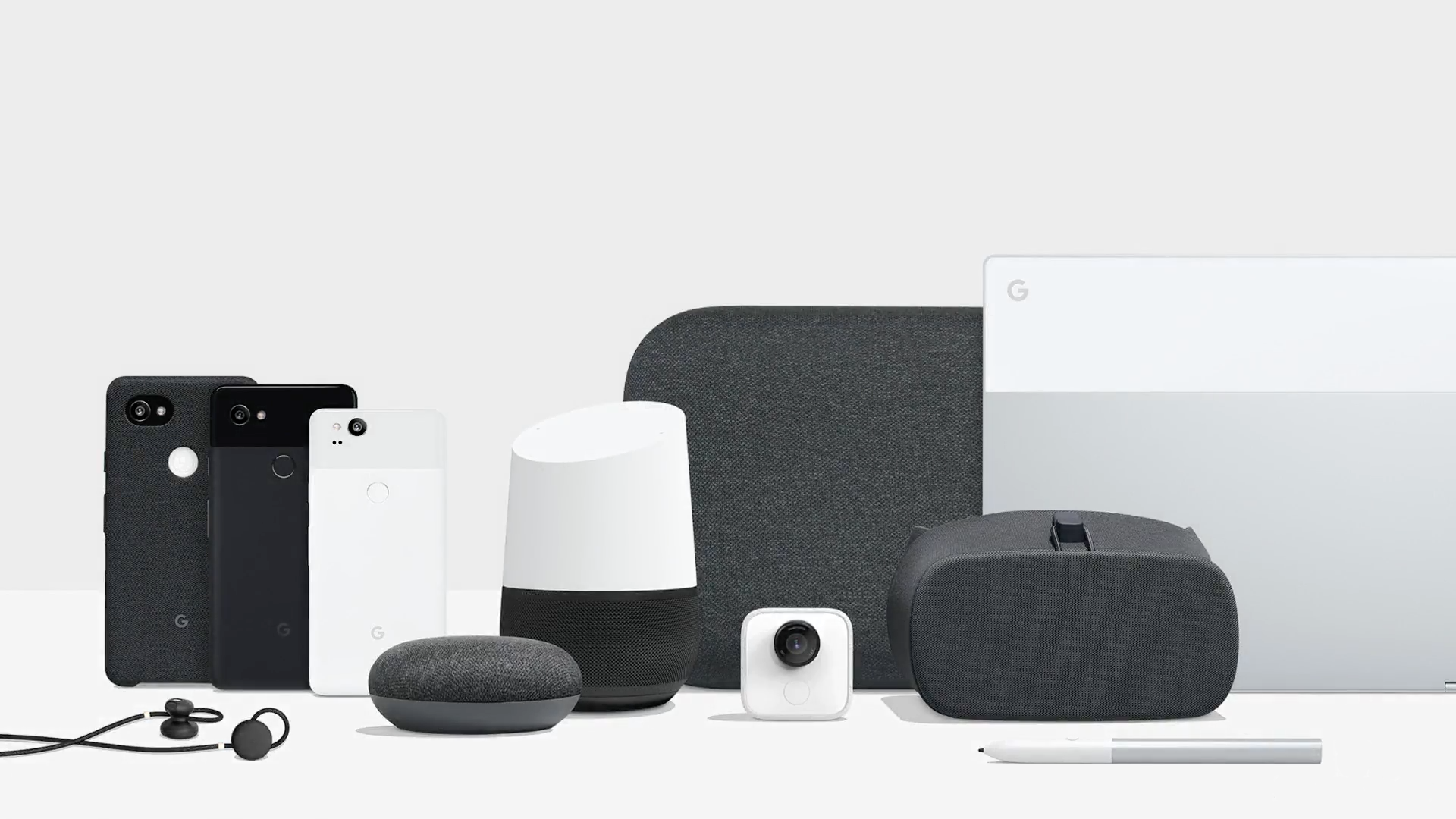 Here's Every Product Google Announced Today