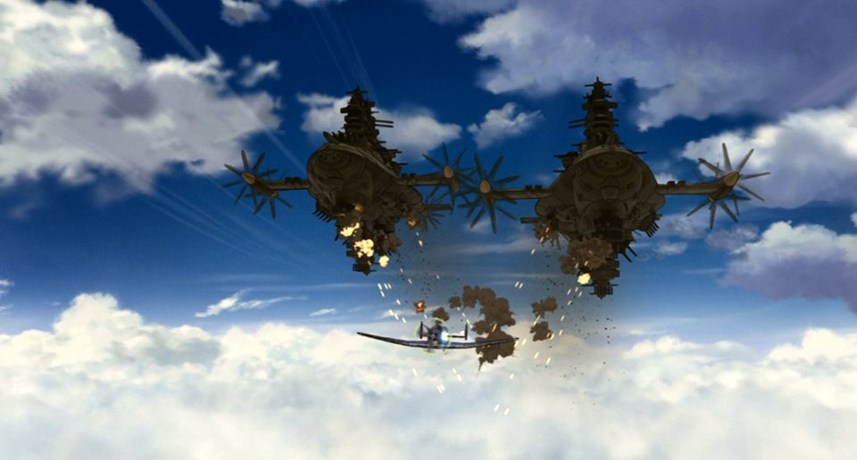 The Princess and the Pilot Is Full of Aerial Adventure and Tragic Love