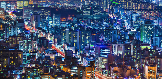 There Are Really Just Four Kinds of Cities In the World