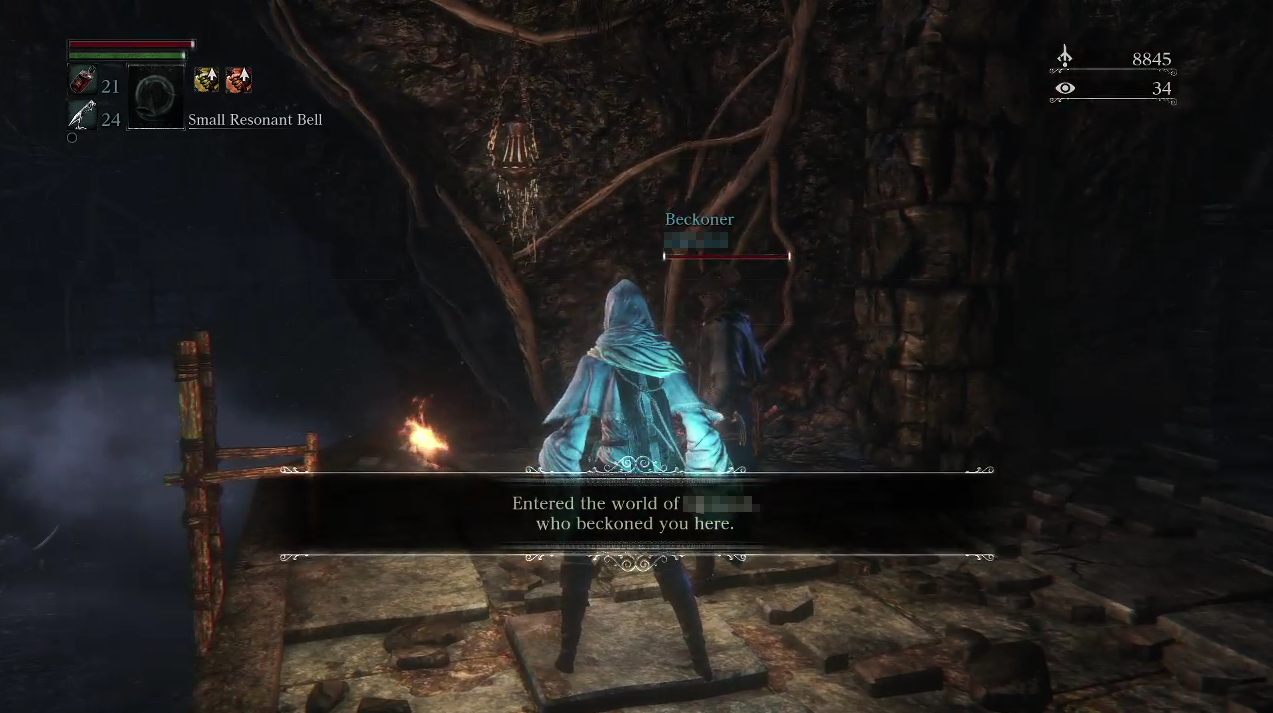 A Helpful Guide To Bloodborne's Confusing Multiplayer Options