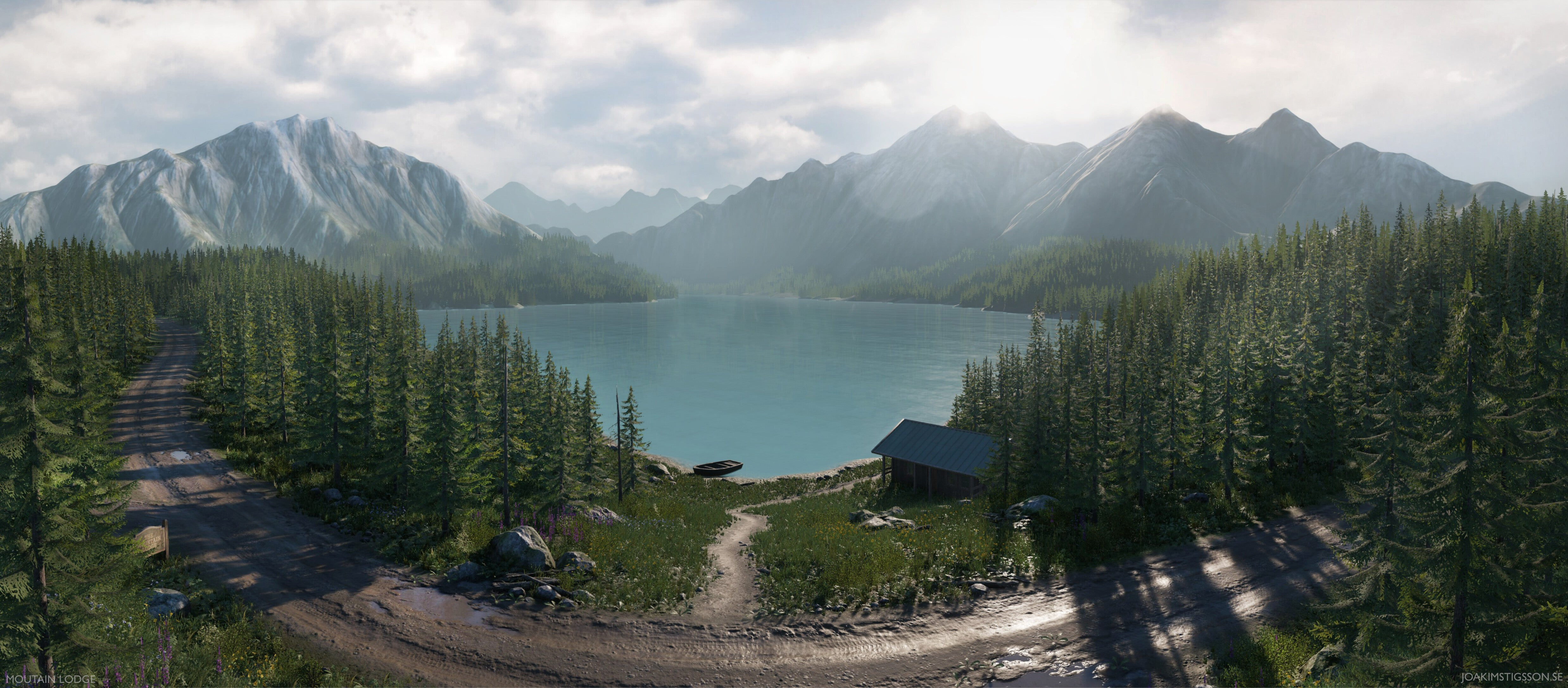 Custom CryEngine 3 Environments Are The Best