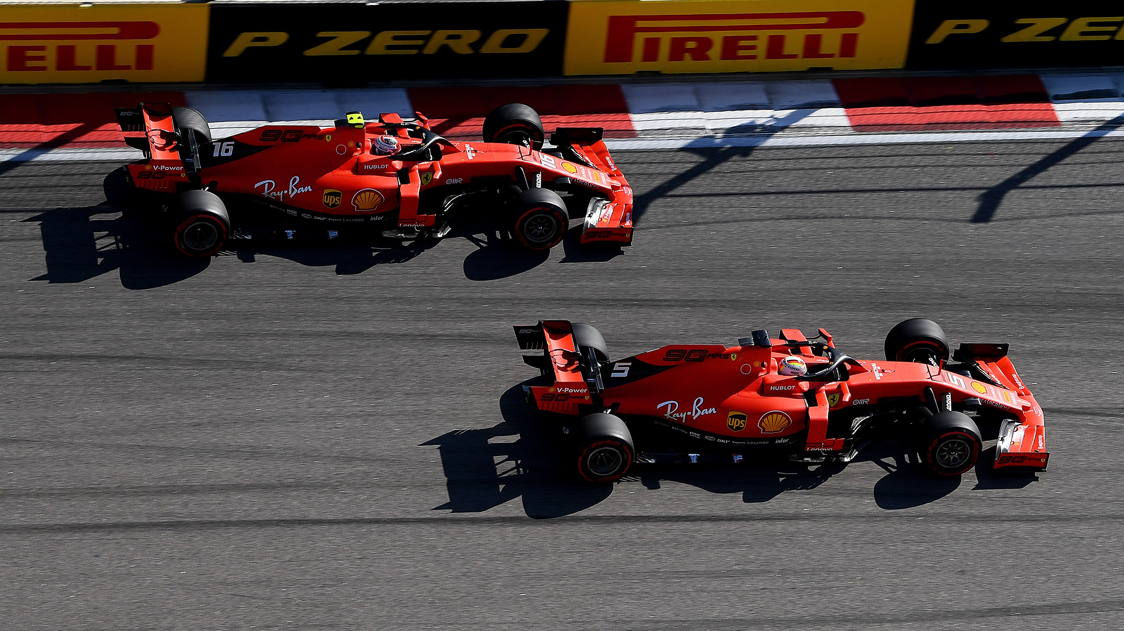 How To Lose A Formula One Championship, As Told By Ferrari