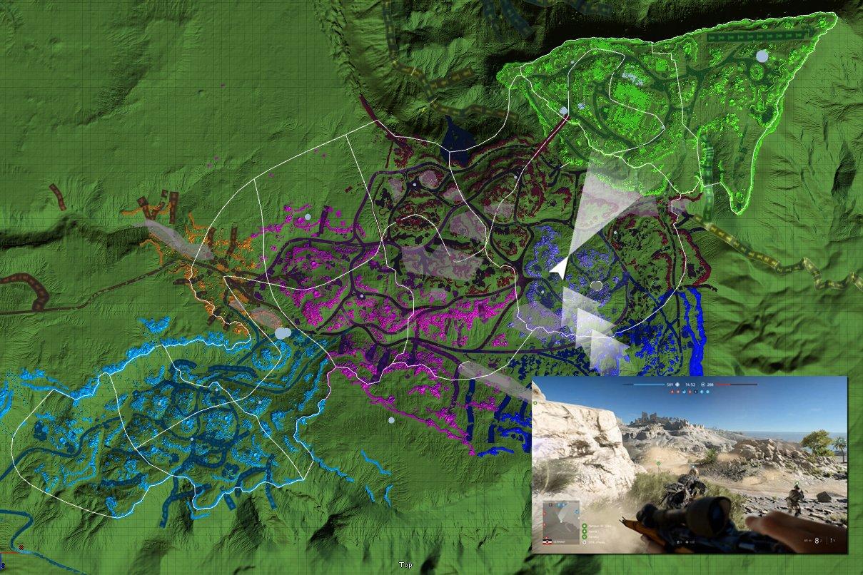 DICE Reveals 1500-Metre 'Hamada' Map For Battlefield 5