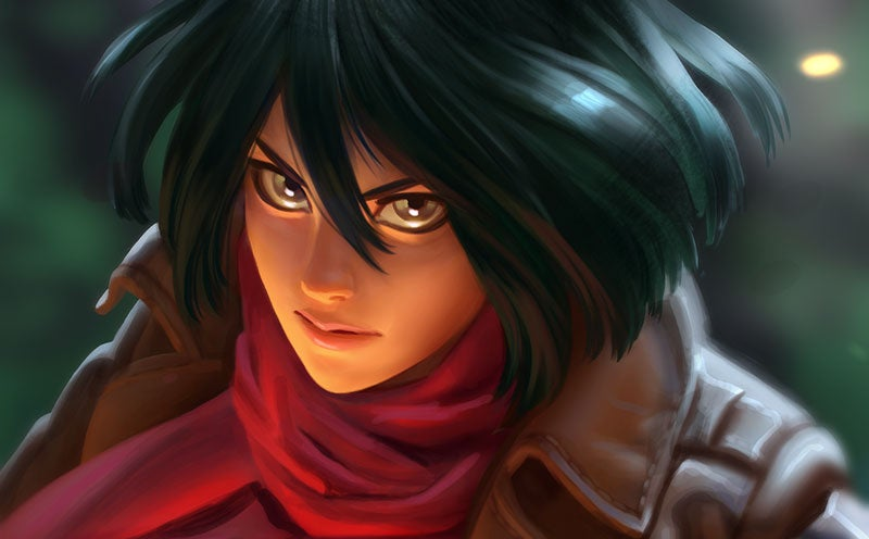 Do Not F**k With Mikasa