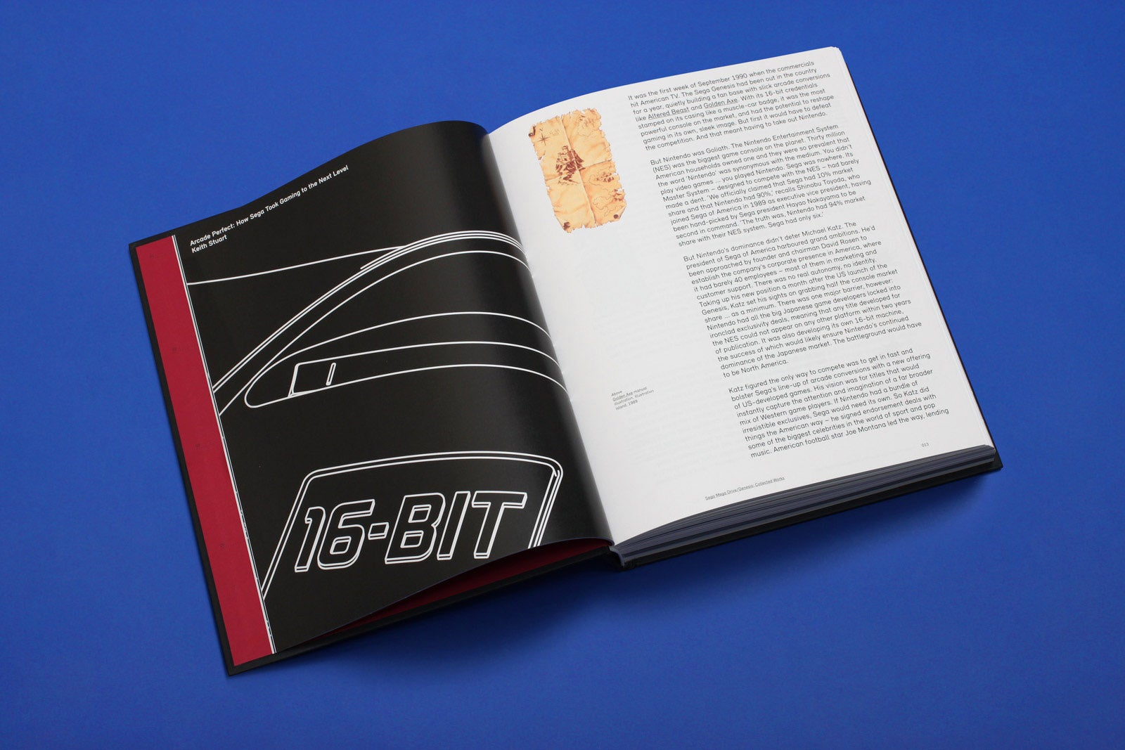 New Book Is A Sega Fan's Dream Come True