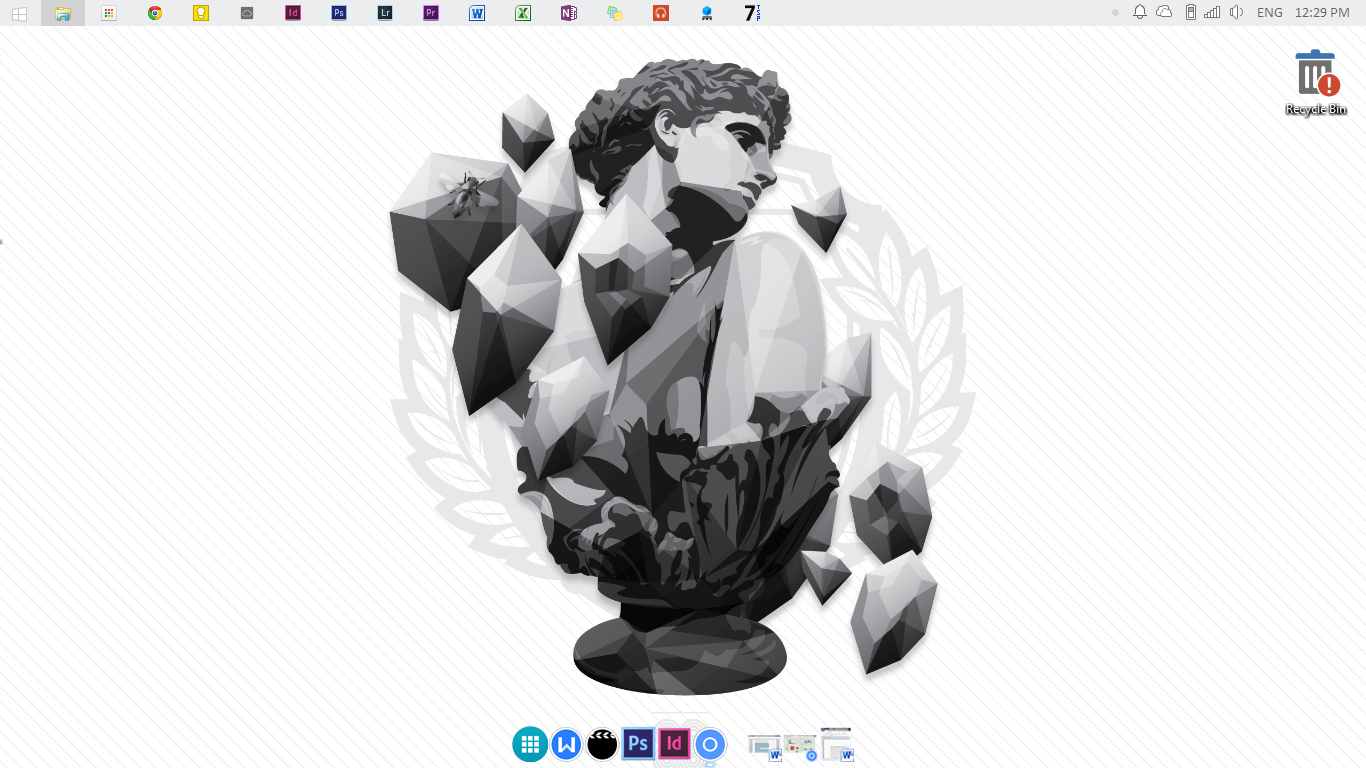 The Renaissance Desktop