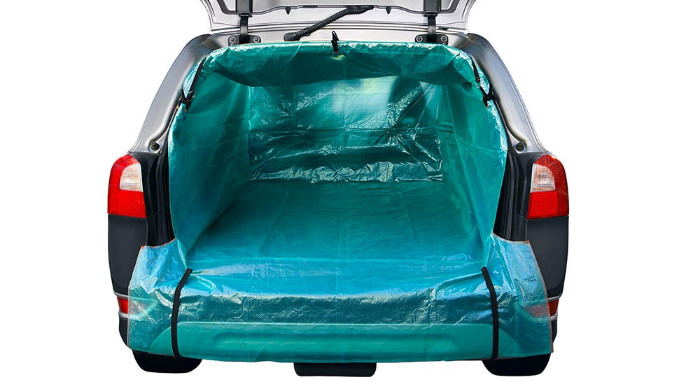 This Giant Car Condom Is The Easiest Way To Keep Your Vehicle Clean