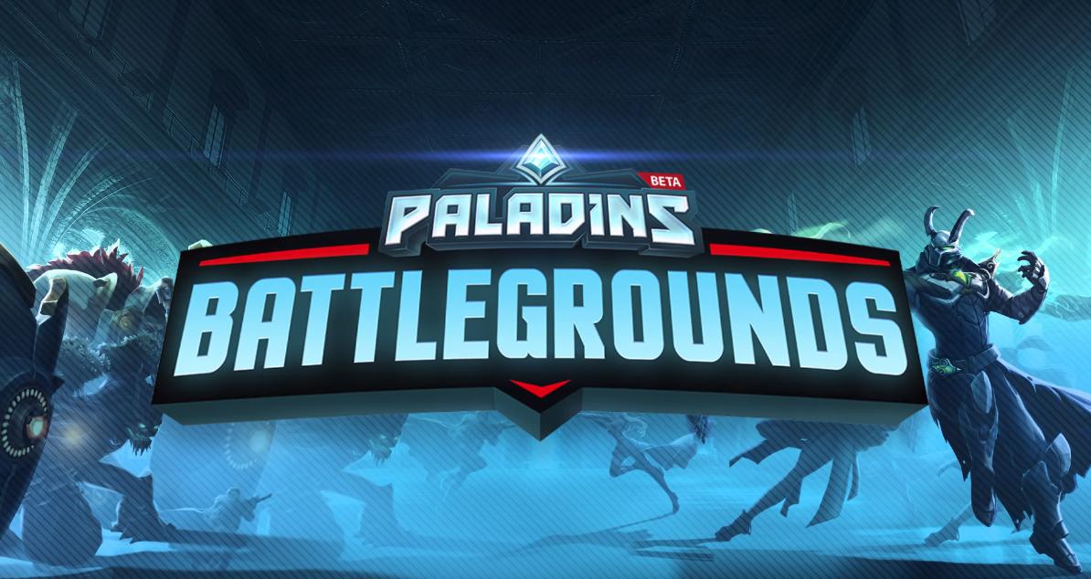 Paladins Shamelessly Adds 'Battlegrounds' Mode