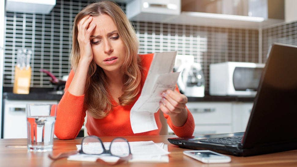 Worrying About Money Is Tough on Wallets and Wrinkles