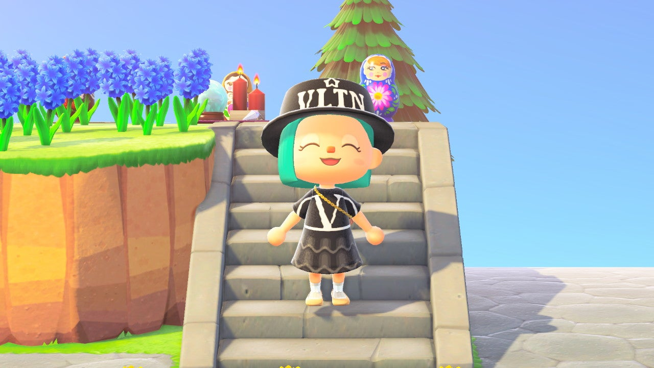 High End Fashion Designers Are Showing Off Their Couture In Animal Crossing New Horizons