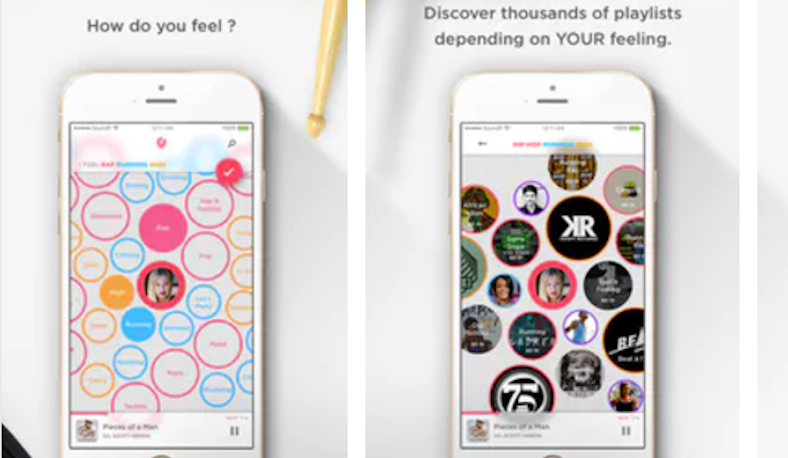 SoundR Suggests Music Based On How You're Feeling