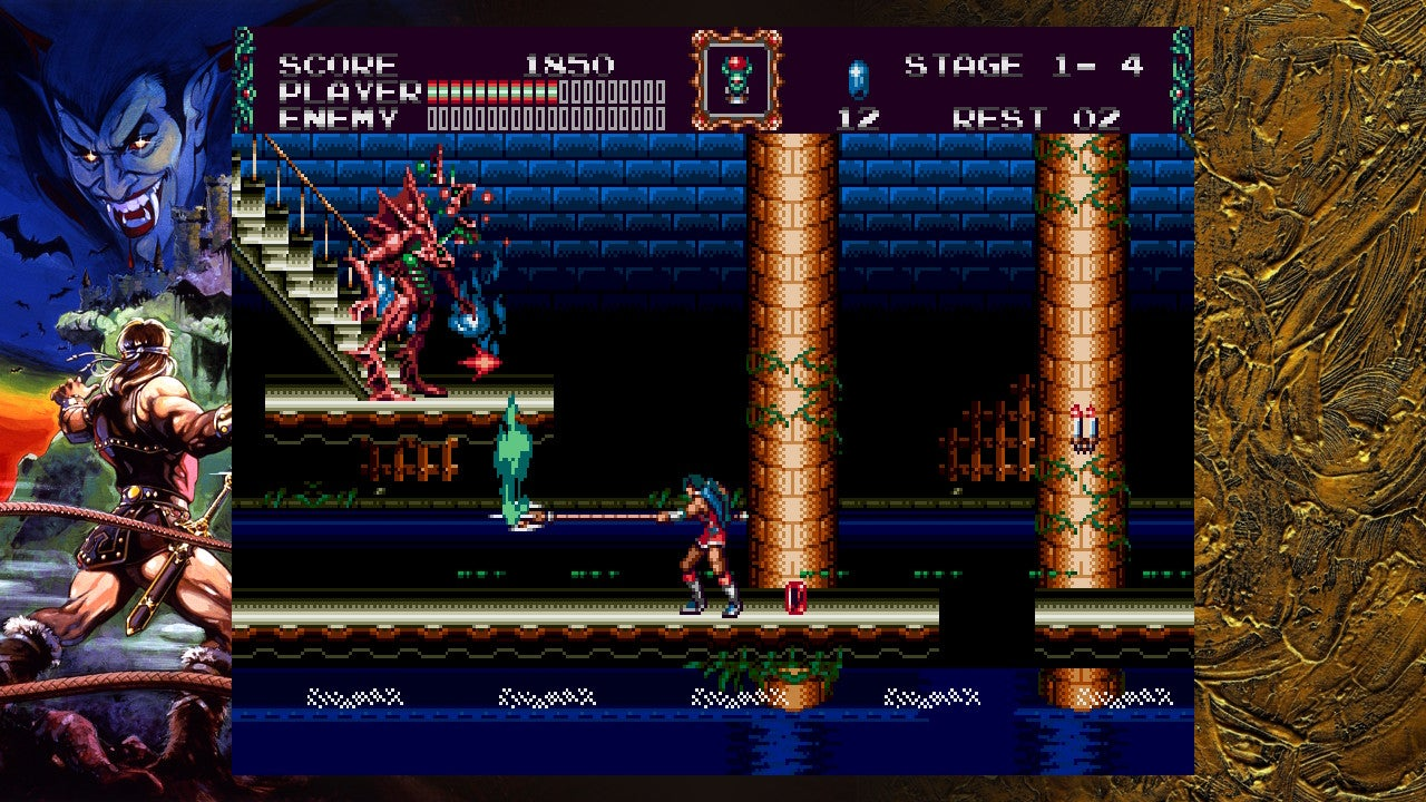 The New Castlevania Collection Is A Bloody Good Time