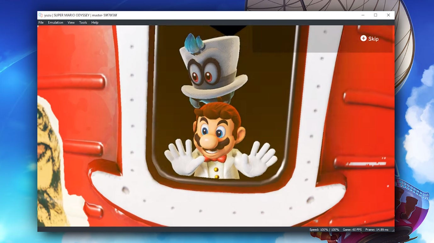 Super Mario Odyssey Is Already Playable In An Emulator