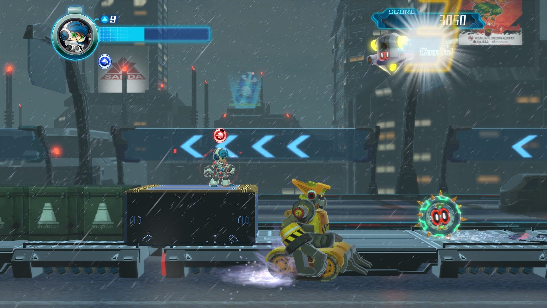 Mighty No. 9 Is Actually Coming Out