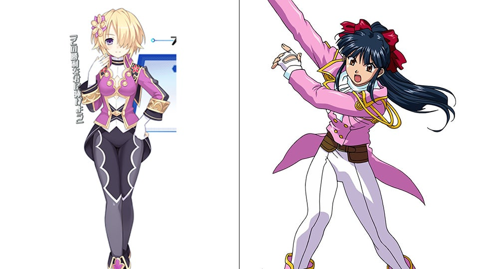 Iconic Video Game Series Reimagined as Anime Girls
