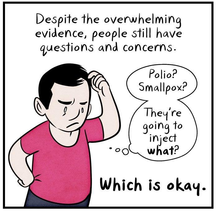 10 Comics That Shut Down Terrible Internet Arguments