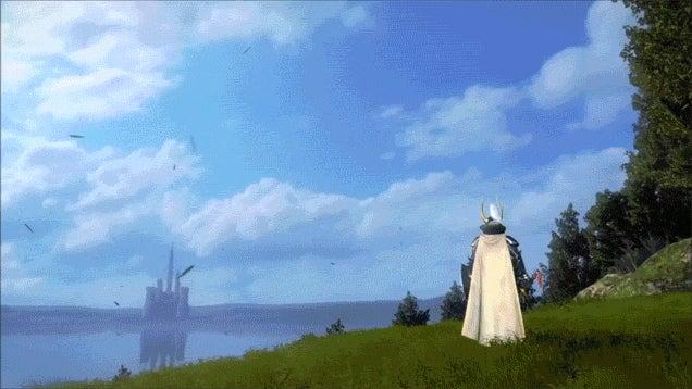 Team Ninja Is Making the Dissidia Final Fantasy Arcade Game