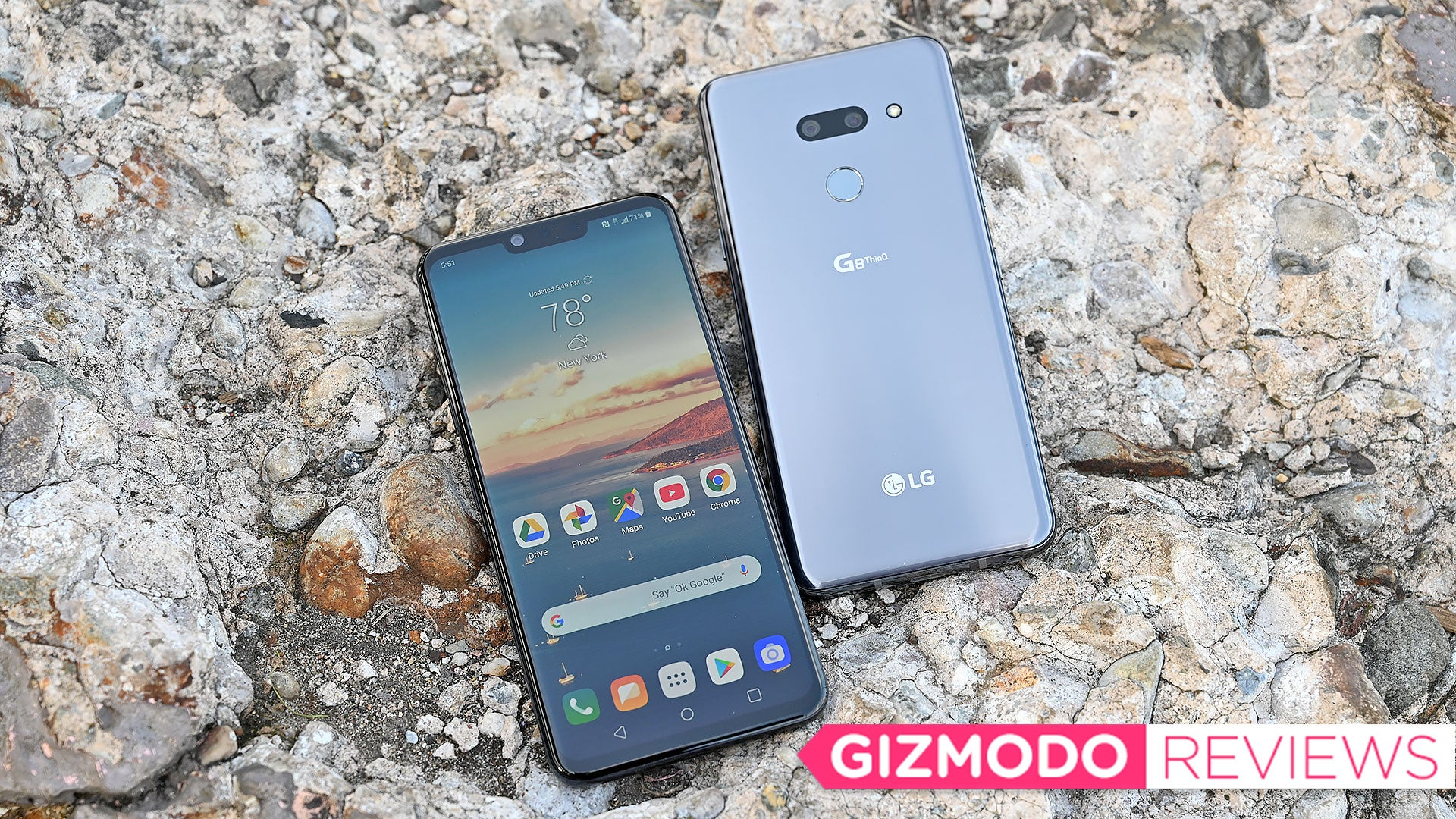 LG G8 Review: Sleek In The Streets, Wannabe Tech Wizard In The Deets